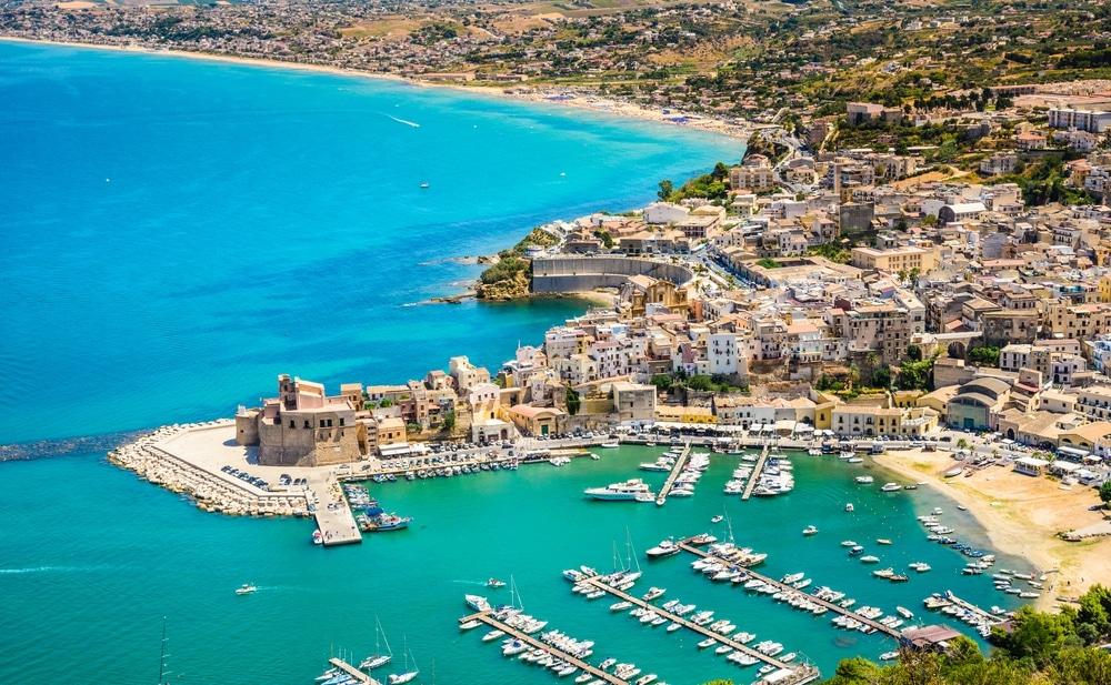 Sicily and near islands