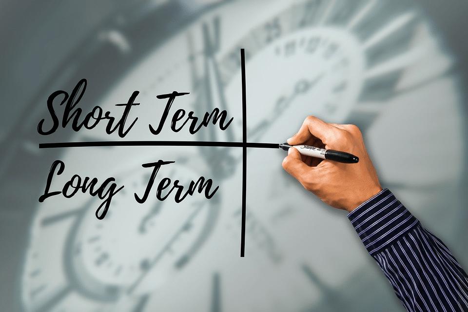 Long vs Short Term Investment