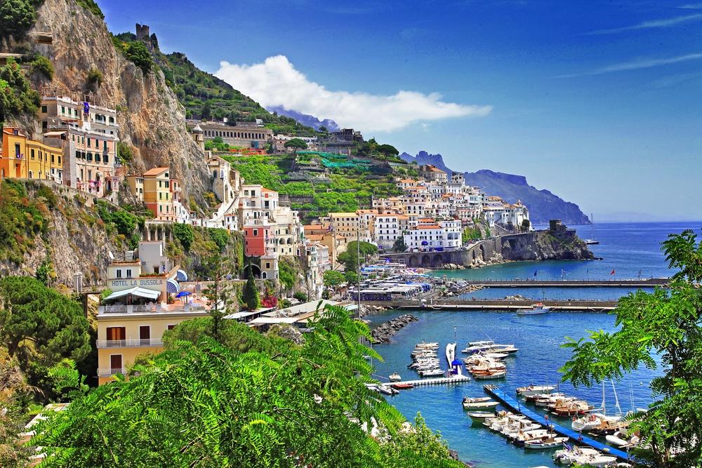 Sunny Italian South