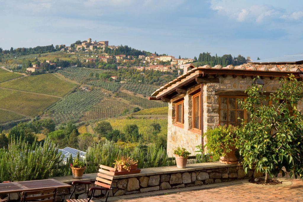 Tuscany-view