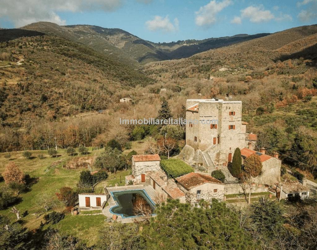 castle-arezzo