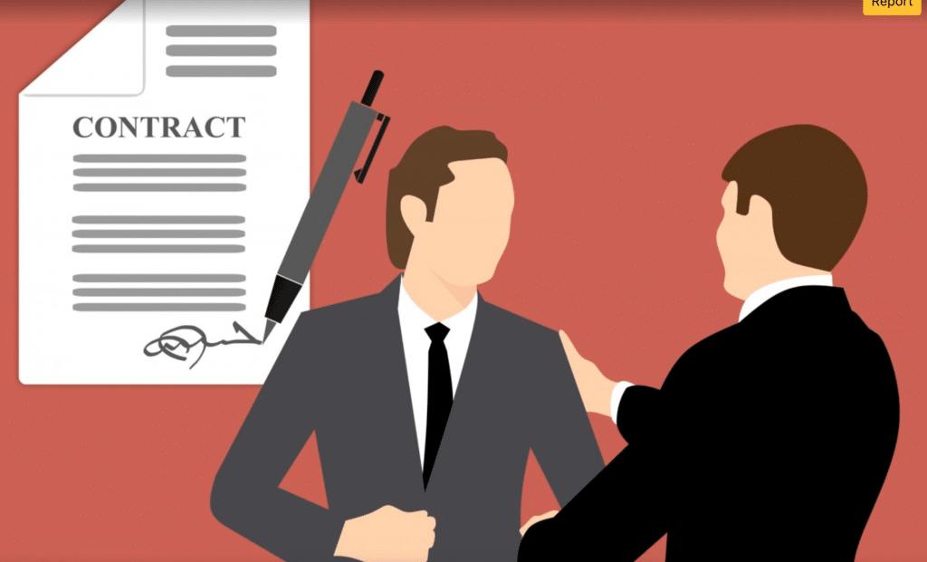 contract-flat-illustration