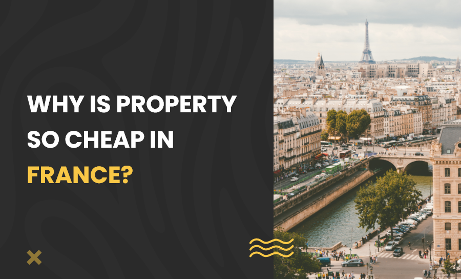 property so cheap in France