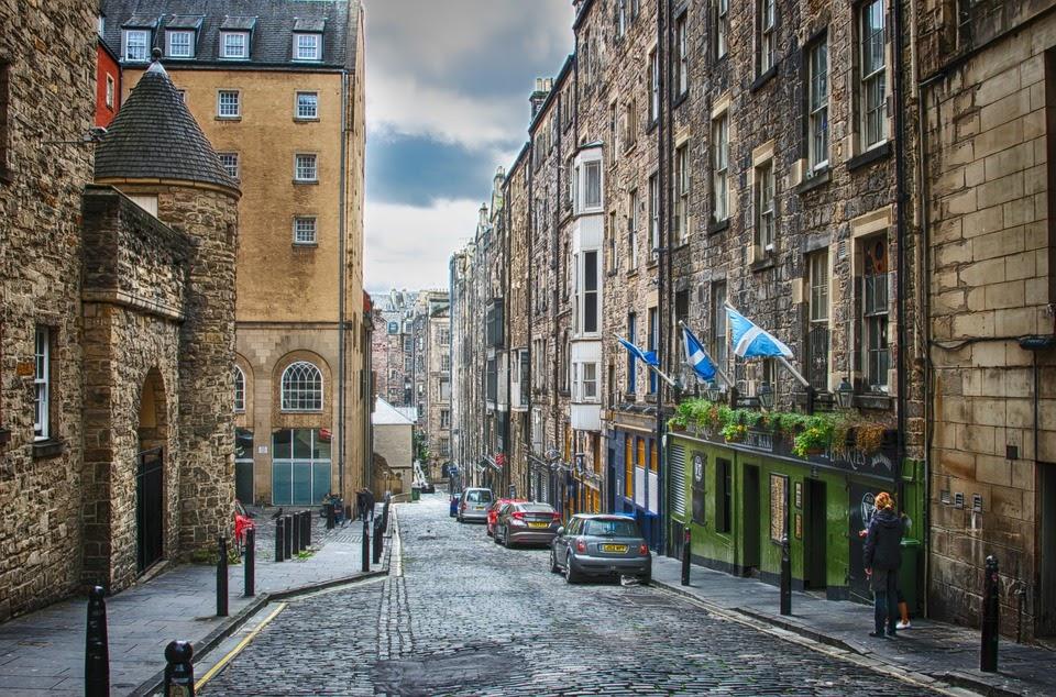 scotland properties