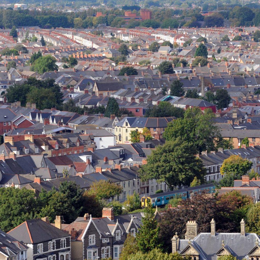 Cardiff Average House Price