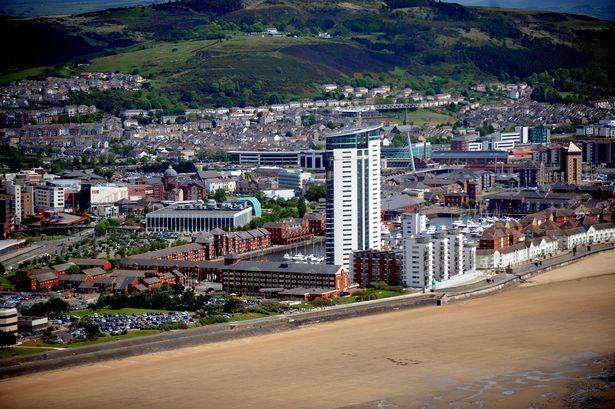 Swansea Average House Price