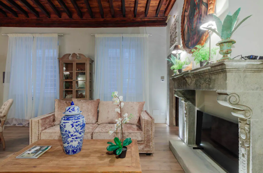 lucca city center apartment 1 bedroom