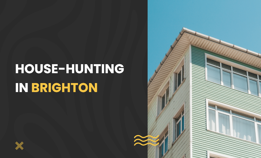 House-hunting in Brighton