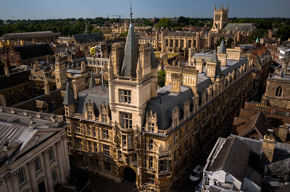 Buying Property in Cambridge