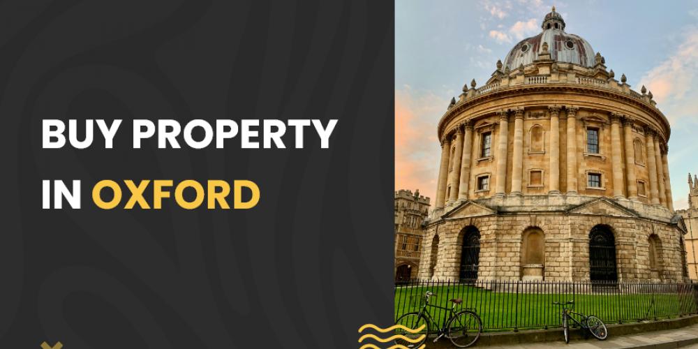 Buy property in Oxford