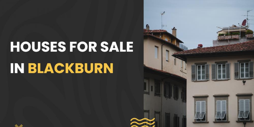 Houses for sale in blackburn