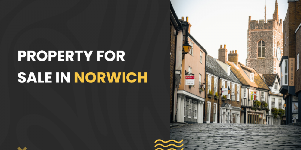 Property for sale in Norwich