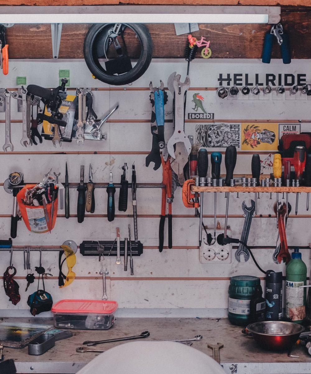 checking tools